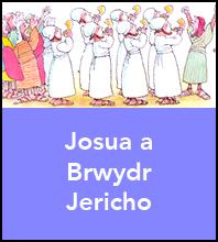 Josua a Brwydr Jericho