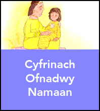 Cyfrinach Ofnadwy Namaan
