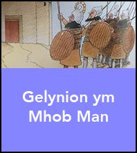 Gelynion ym Mhob Man