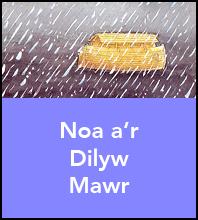 Noa a'r Dilyw Mawr