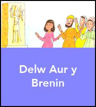 Delw Aur y Brenin
