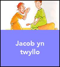 Jacob yn twyllo