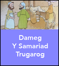 Samson - y Dyn Cryf